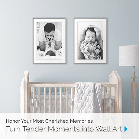 Customized Wall Art from Precious Memories
