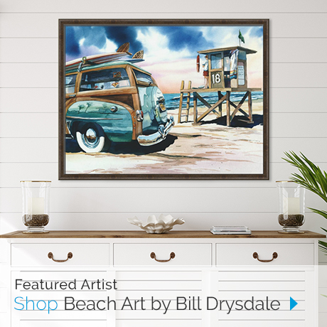 Featured Artist > Shop Bill Drysdale