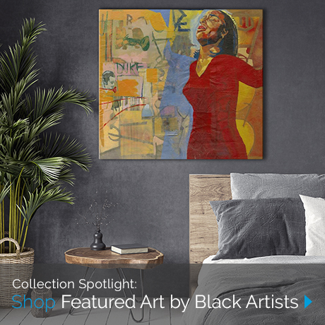 Spotlight Collection: Shop Featured Art by Black Artists