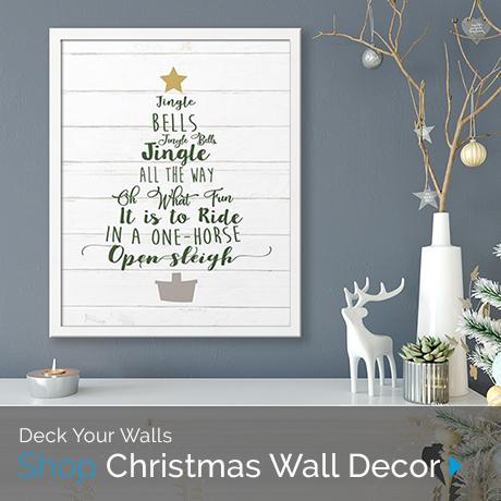 Deck Your Walls > Shop Christmas Wall Decor