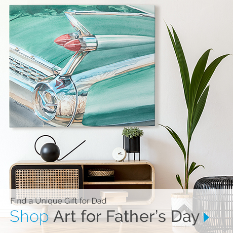 Find a Unique Gift for Dad > Shop Art for Fathers Day