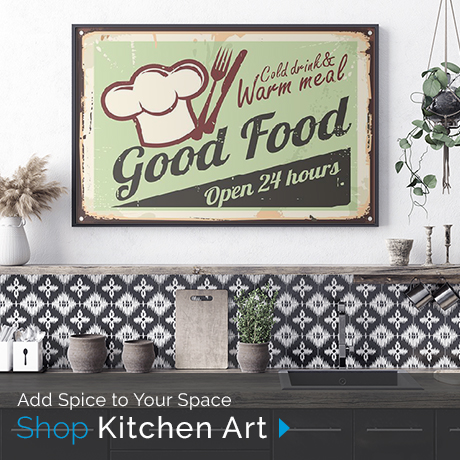 Add Some Spice to Your Space | Shop Best Selling Kitchen Art