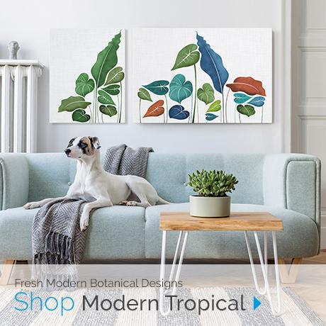 Fresh Modern Botanicals > Shop Modern Tropical by Kristian Gallagher