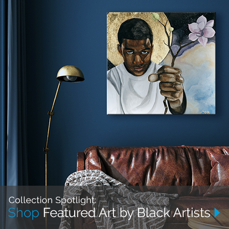 Spotlight Collection > Shop Art by Black Artists