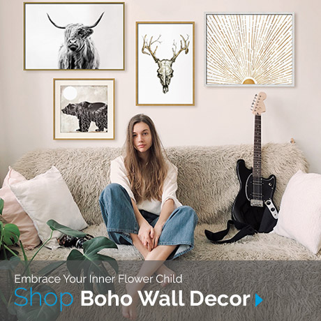 Shop Boho Wall Art Collection