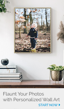 Create Customized Wall Art | Upload Your Photos to Get Started!