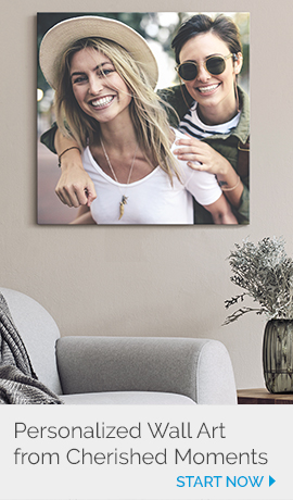 Personalized Wall Art from Cherished Moments | Start Now