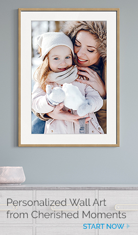 Personalized Wall Art Gifts from Cherished Moments | Start Now