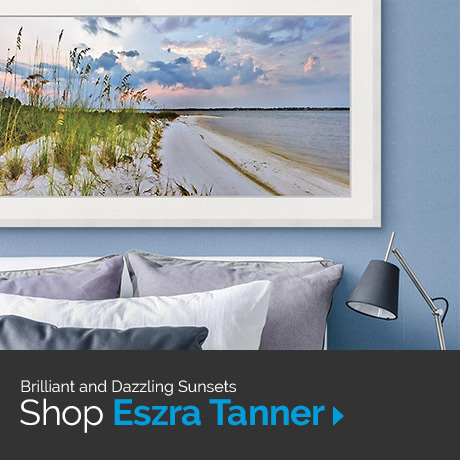 Brilliant and Dazzling Sunsets: Shop Eszra Tanner