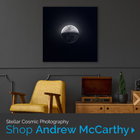 Stellar AstroPhotography: Shop Andrew McCarthy