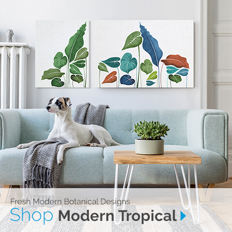 Fresh Modern Botanicals > Shop Modern Tropical by Kristian Gallagher