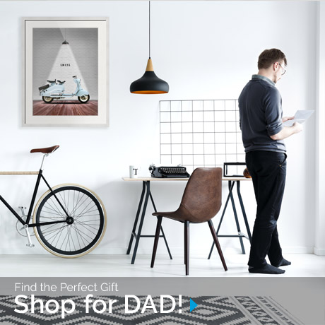 Find the perfect gift: Shop for Dad!