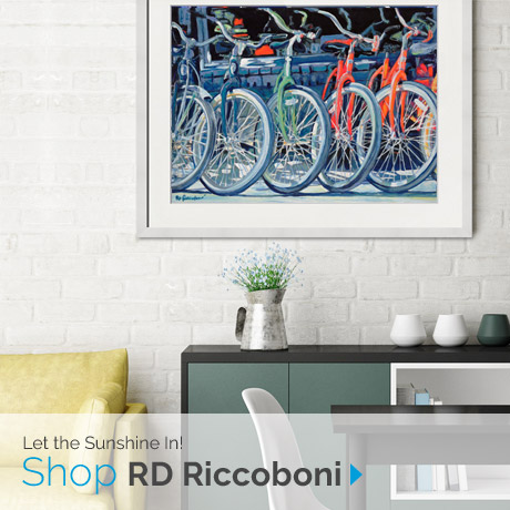Let the Sunshine In! Shop RD Riccoboni