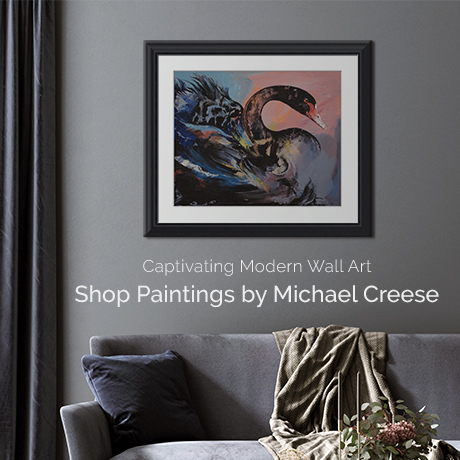 Captivating Wall Art | Shop Paintings by Michael Creese >>